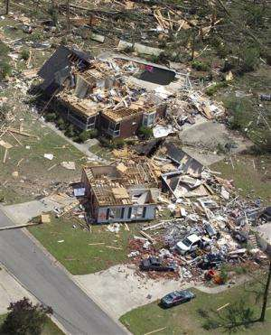 Tornado debris study could lead to better warnings