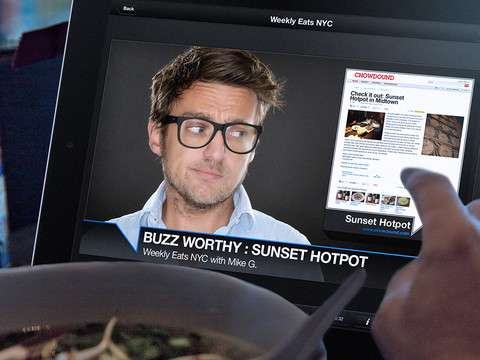 TouchCast introduces its interactive video iPad app