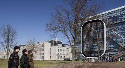 Researchers team up with architects to create bladeless wind electricity generator