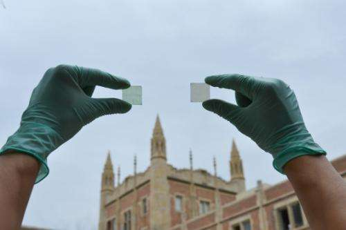 UCLA scientists double efficiency of novel solar cell