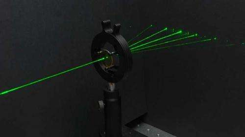 Universe's secrets closer thanks to ultrafast lasers