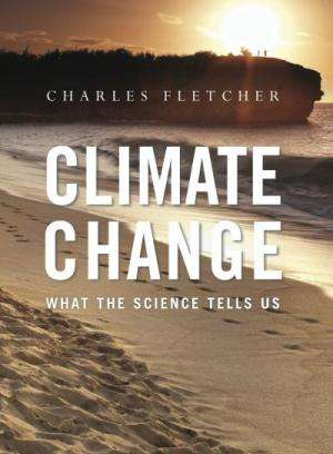 University of Hawaii scientist publishes first climate change textbook for college students