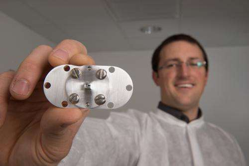 UNL scientists develop novel X-ray device