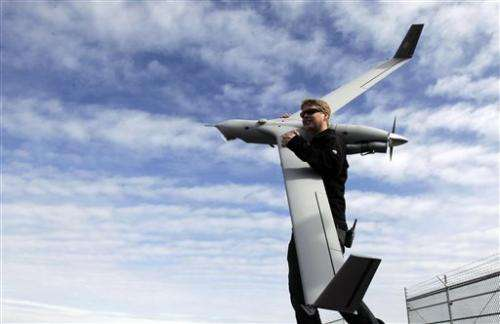 US drone industry worries about privacy backlash