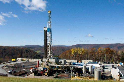 Fracking risks to ground water assessed