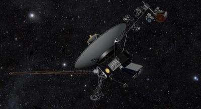 Voyager 1 spacecraft reaches interstellar space
