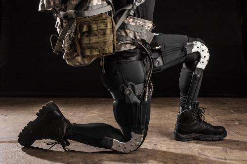 Warrior web closer to making its performance-improving suit a reality