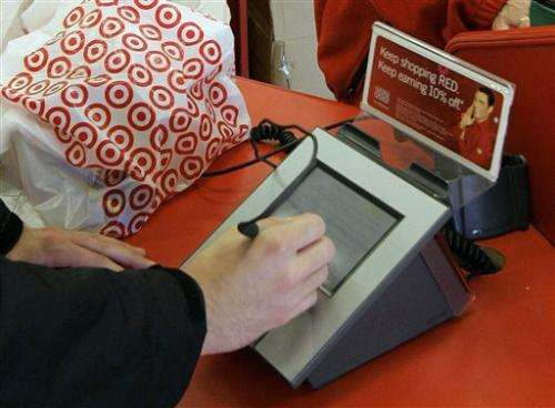 Weak US card security made Target a juicy target