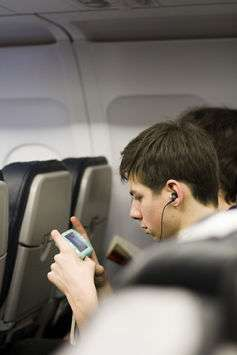 What a turn-off: why your phone must be powered down on flights