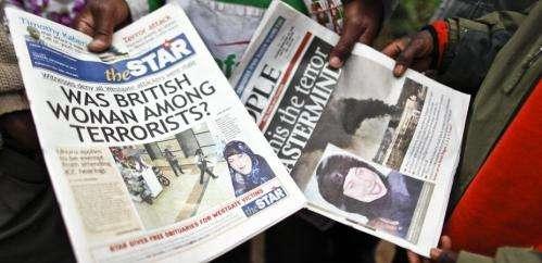 'White Widow', 'Black Widow': Why do female terrorists perplex us?