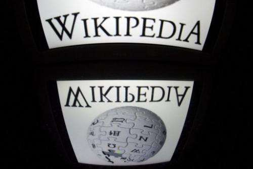 Wikipedia is open for anyone to edit and therefore