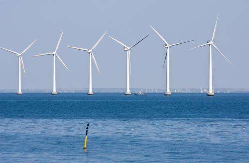 Wind power--even without the wind