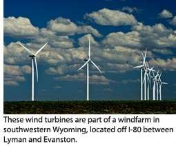 Wind research study has potential to diversify state's economy, provide energy to California