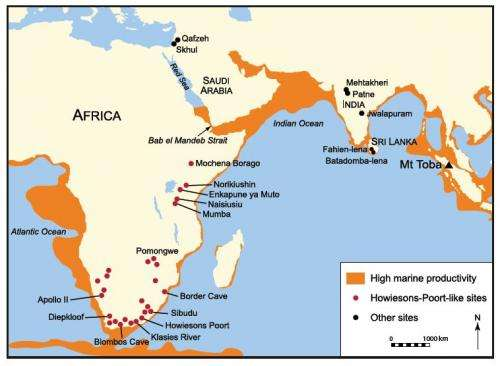 New study refutes claims of early humans in India prior to Mount Toba eruption