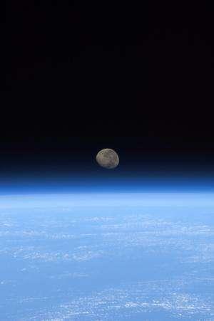 An astronaut's rhythm