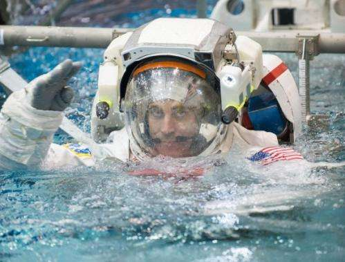 Astronaut salary