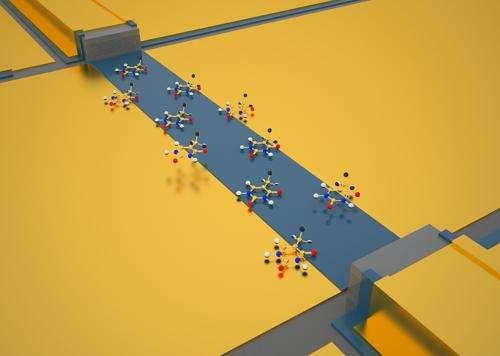 Chemical Sensor on a Chip