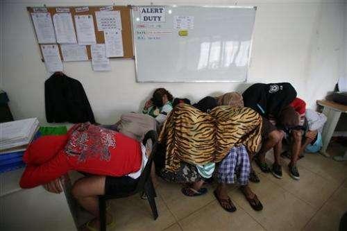 Child porn operation raided in Philippine school (Update)