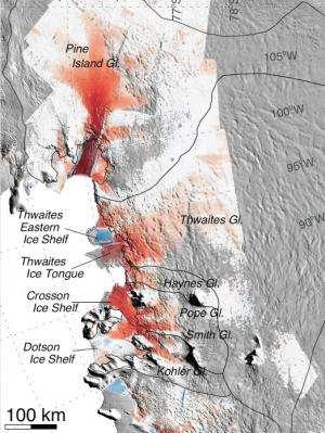 Clock Is Ticking in West Antarctic