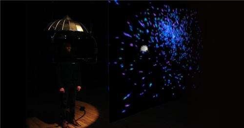 Digital art explores what makes us human
