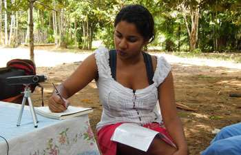Documenting the Desano indigenous language of Brazil and Colombia
