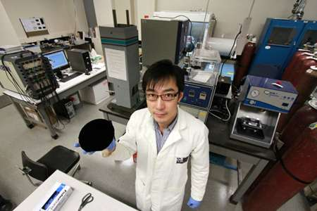 Engineering researchers develop next-generation battery