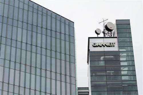 Gannett splits publishing, broadcasting in two (Update)