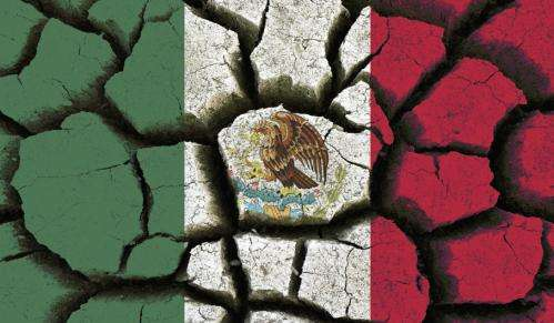 Historian unearths origins of Mexico's water crisis