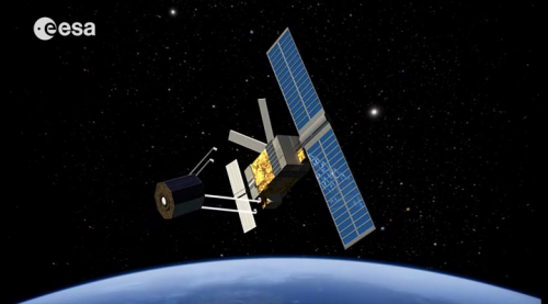 How to catch a satellite