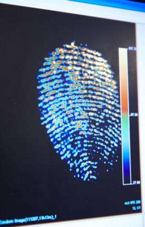 Innovative fingerprint analysis is trialled by police
