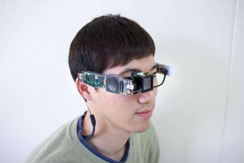 KAIST developed low-powered, high-speed head-mounted display with augment reality chip