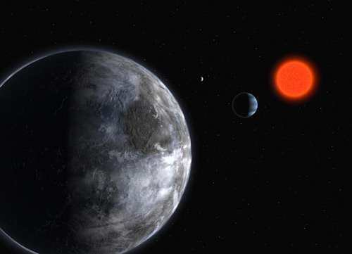 Lobster-Shaped Extrasolar Oceans