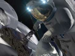 NASA suggests humans could be on Mars by 2035