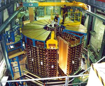 NEMO closes in on neutrino mass