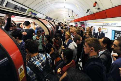 New study on the crime risk on London Underground
