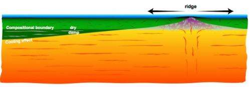 New study reveals insights on plate tectonics