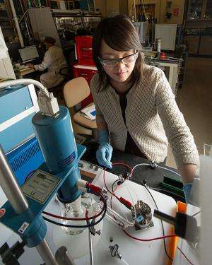 NREL Bolsters Batteries with Nanotubes
