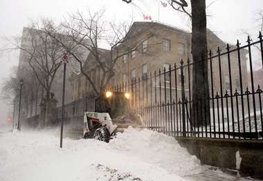 Ontario lake-effect snows create 'Ideal laboratory' for meteorologists