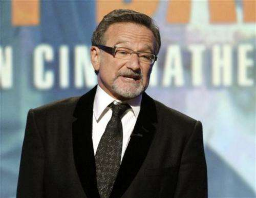 Robin Williams tops 2014 list of Google searches