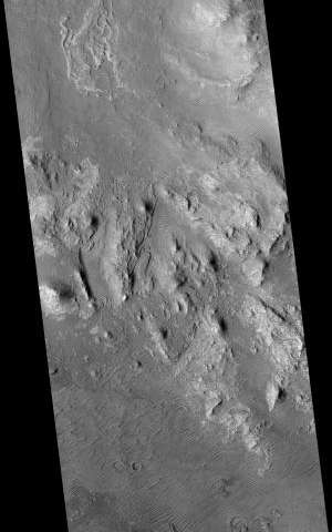 Sandy Ridges Pose A Mystery For Future Martian Beach Vacations