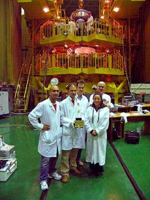 Sending algae into space to probe plants in extreme environments