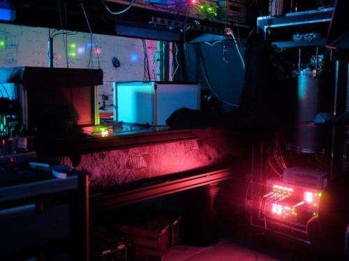Three's a charm: NIST detectors reveal entangled photon triplets