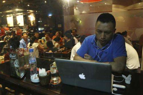 Vietnam's 'cyber troops' take fight to US, France
