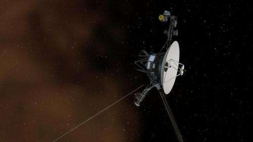 Voyager spacecraft might not have reached interstellar space