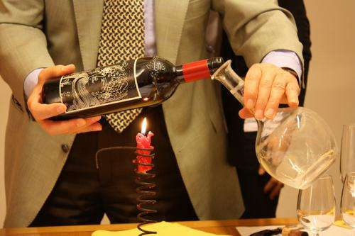 Warming, decanting and swirling: do they make wine taste better?