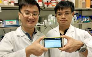 Researchers develop a pioneering mobile application for portable analysis of DNA sequences