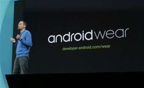 Google shows off Android Auto, wearables (Update)