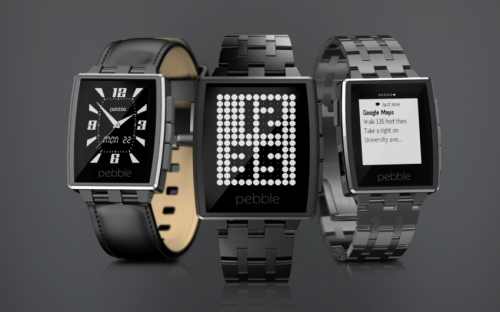 Pebble's Steel