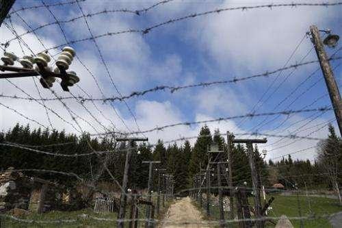 Former Iron Curtain still barrier for deer
