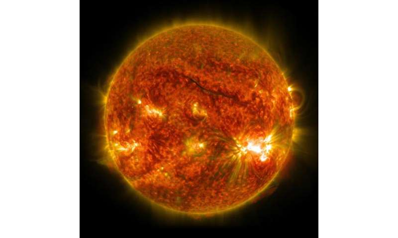 Giant sunspot returns – and it's bigger and badder than ever